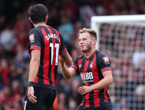 Bournemouth extend sleeve deal with Mansion