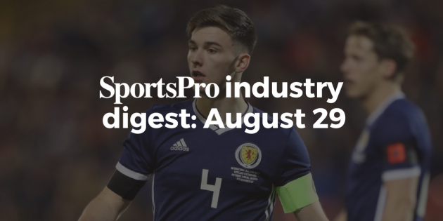 Top story: Scottish FA secure Adidas extension