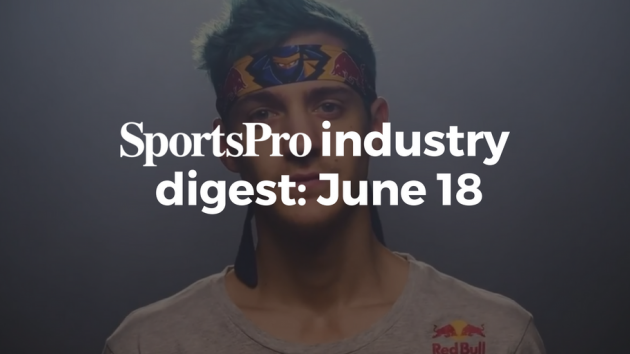 rolling sports business news wrap every deal every day - fortnite champions tour