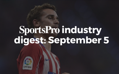 Top story: Atletico Madrid sign ticket deal with Sports Events 365