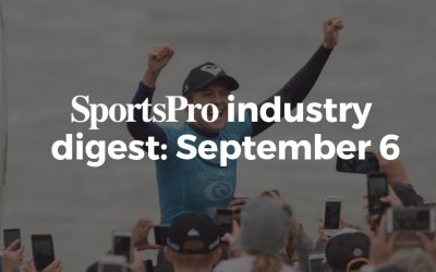 Top story: World Surf League to award equal prize money