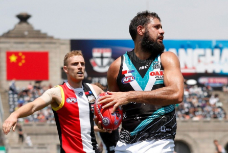 AFL continues China push with fourth Shanghai showdown