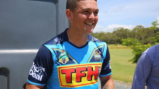 TFH confirmed as Gold Coast Titans principal partner