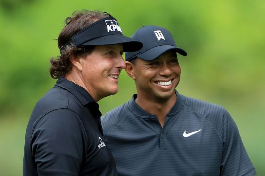 Woods vs Mickelson snapped up by WarnerMedia in worldwide rights deal
