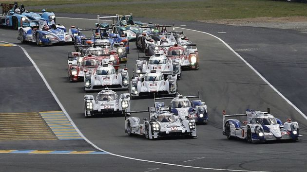 Toyota commits to 2018/19 World Endurance Championship