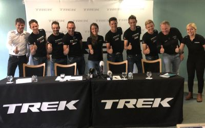 Trek-Segafredo launch women's WorldTour team
