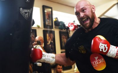 Showtime to show Tyson Fury fight on Facebook and YouTube