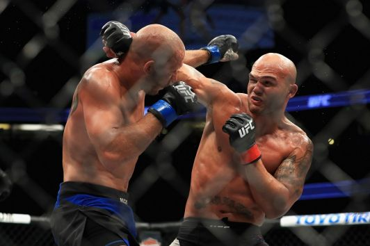 UFC returns to Singapore with three-year deal