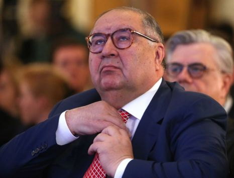 Usmanov plans Arsenal stake sale as he admits ownership defeat