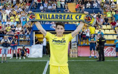 Villarreal among ten La Liga clubs to sign deals with Bet365