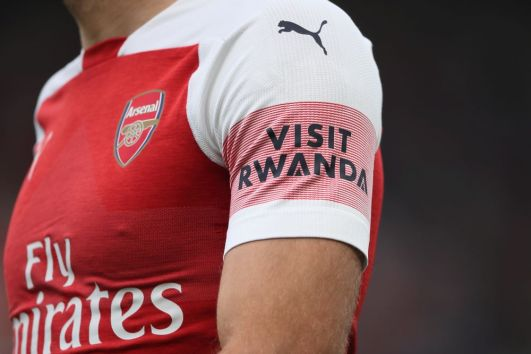 'Arsenal came to us,' claims Visit Rwanda official