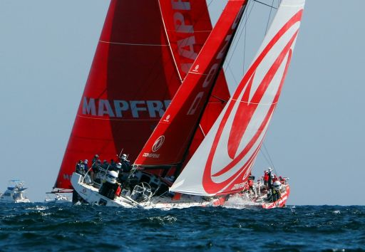 Raft of tie-ups for Volvo Ocean Race