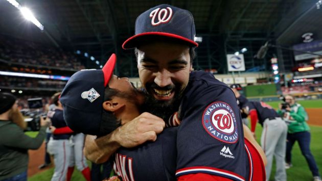Donald Trump to Honor Washington Nationals at the White House