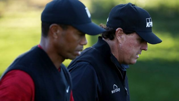 Mickelson Woods Paywall Glitch Wasn T A Stunt Says Turner Sports Matthew Hong