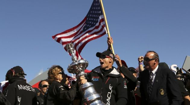 America's Cup strikes CCTV deal