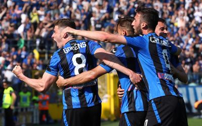 Atalanta expand RadiciGroup deal to include all competitions