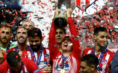 Atletico Madrid latest European club to park up with Falken