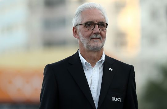 Former UCI president Cookson launches women's cycling team