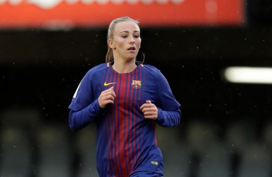 Barcelona women's team seal Stanley Black & Decker deal