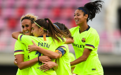 Barcelona plot US expansion with NWSL team