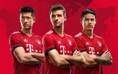 Bayern Munich launch new website for poor internet connections