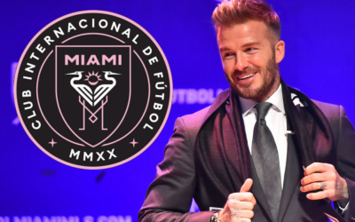 Beckham's MLS outfit to be named Internacional de Fútbol Miami