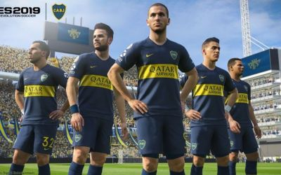 Boca Juniors enter Konami gaming partnership