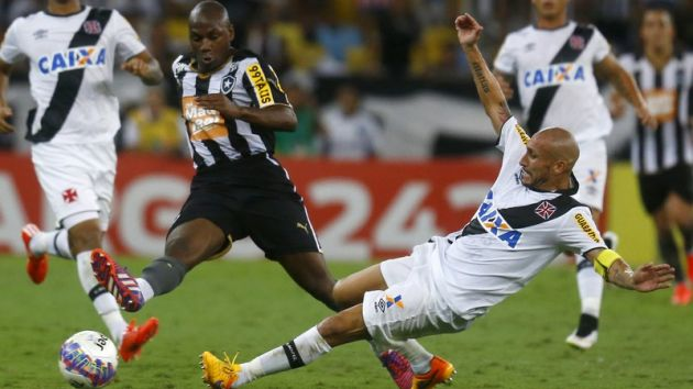 Topper deal for Botafogo