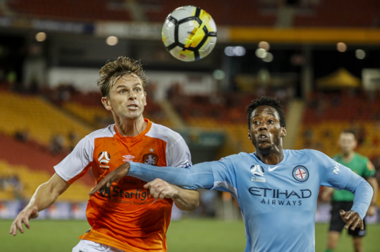 Brisbane Roar net Central Home Loans deal