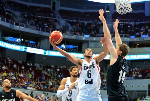 DAZN picks up Fiba rights in Canada