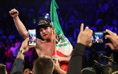 DAZN signs Canelo Alvarez to record US$365m fight deal