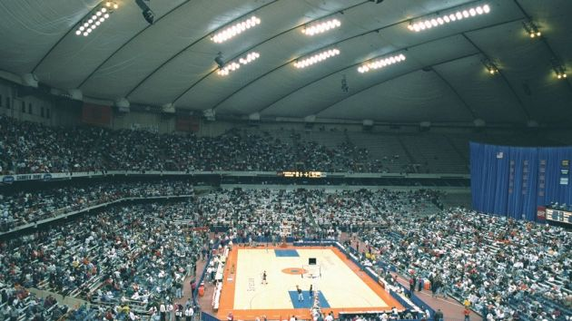 Syracuse University Announce Us 118m Carrier Dome Renovations