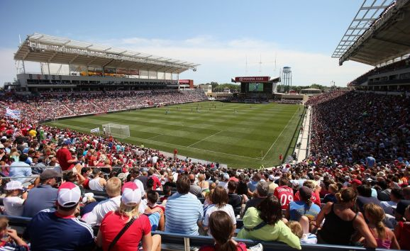 Chicago Fire sell stadium naming rights to SeatGeek