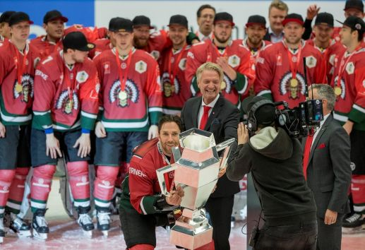 ORF secures Champions Hockey League coverage