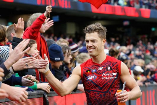 Melbourne Demons announce Infiniti tie-up