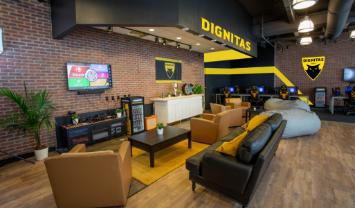 Dignitas opens esports content production hub near Prudential Center