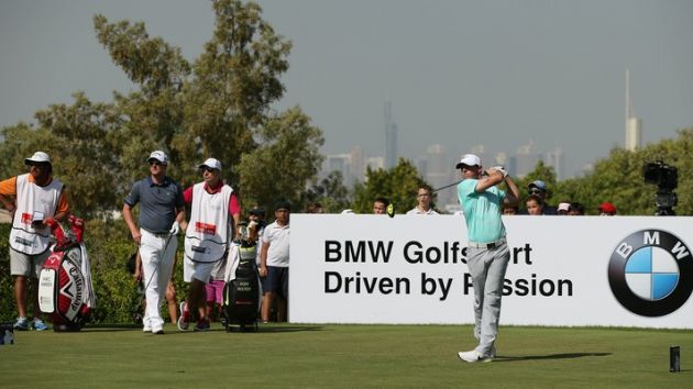 Bmw Extends With Dp World Tour Championship