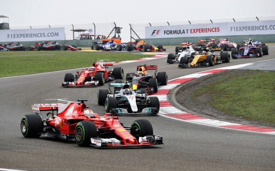 Formula One confirms long-term CCTV deal