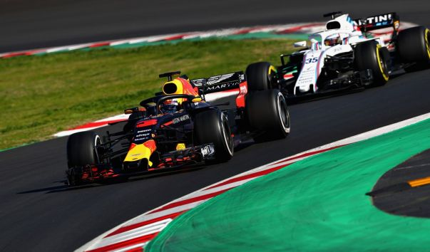 Formula One delivers DHL renewal