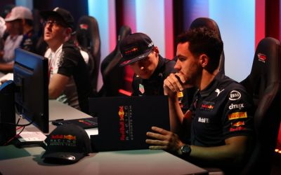 Formula One brings in New Balance for Esports Series