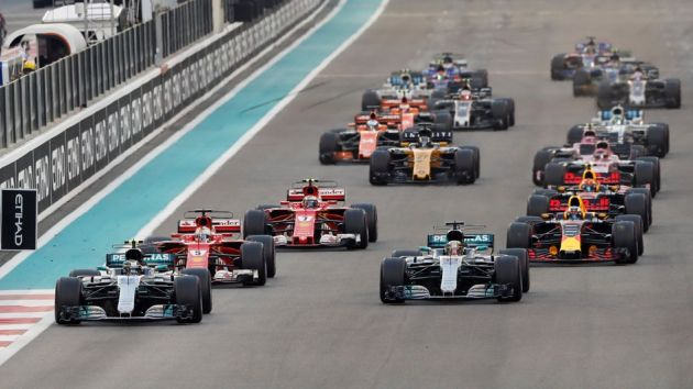 RTL retains Formula One rights until 2020