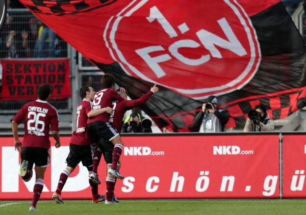 newest collection 7db4c 62002 German soccer: Wolf Möbel renews sponsorship of 1. FC ...