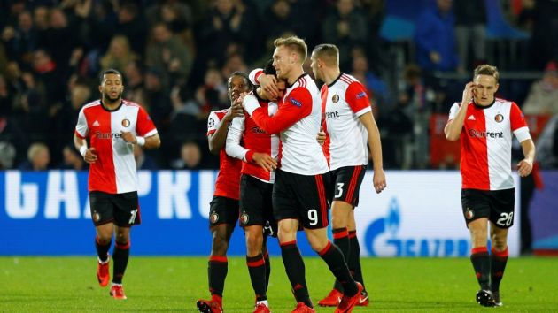 Feyenoord pen five-year Adidas renewal