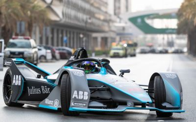 Formula E pens five-year Mediaset extension