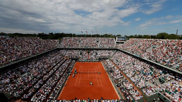 BandSports retains French Open rights until 2020