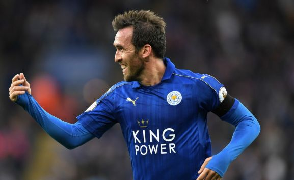 Leicester City's Christian Fuchs to launch esports team
