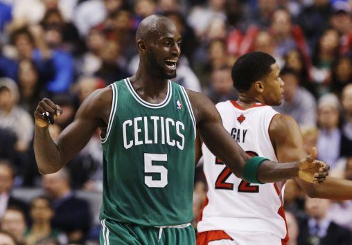 Monday's Daily Deal Round-Up: Kevin Garnett's return and more