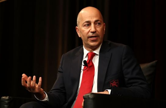 Gazidis leaves Gunners for Milan