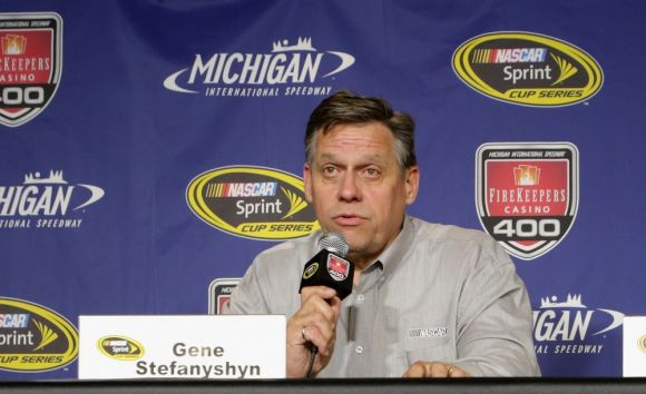 Nascar announces leadership shake-up