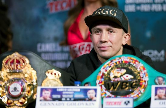 Golovkin gets Tecate backing ahead of Canelo rematch